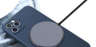 iPhone 12 trådløs opladning, MPOW