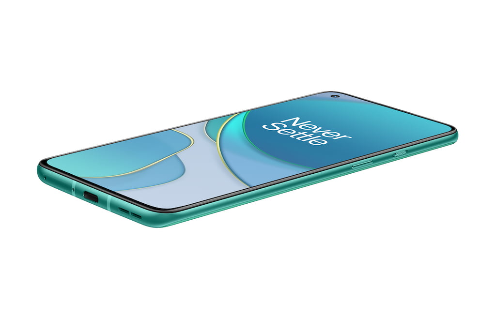 OnePlus 8T, Aguamarine Green