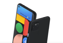 Google Pixel 4a 5G (Foto: Google)