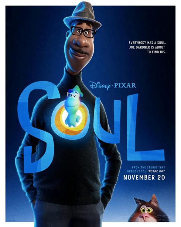 Den officielle plakat til Pixar-filmen Soul (Foto: Pixar)