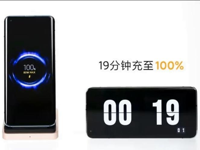 Xiaomi er klar med ny trådløsopladningsteknologi, der lader dig lade et 4.000 mAh batteri fra 0-100 procent på 19 minutter (Foto: Xiaomi / Weibo)