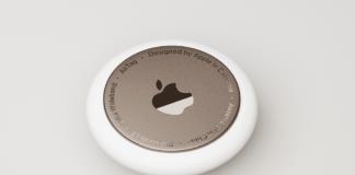 Apple AirTags koncept baseret på Jon Prossers læk (Kikde: MacRumors / Voicu Apostol)
