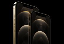 iPhone 12 Pro og 12 Pro Max, guld