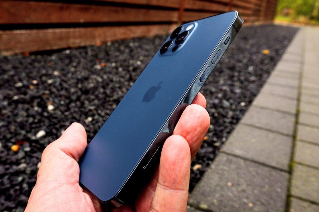 iPhone 12 Pro test