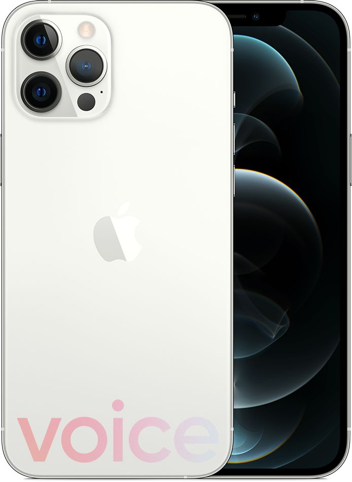 iPhone 12 Pro Max, silver