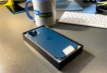 iPhone 12, salgspakken