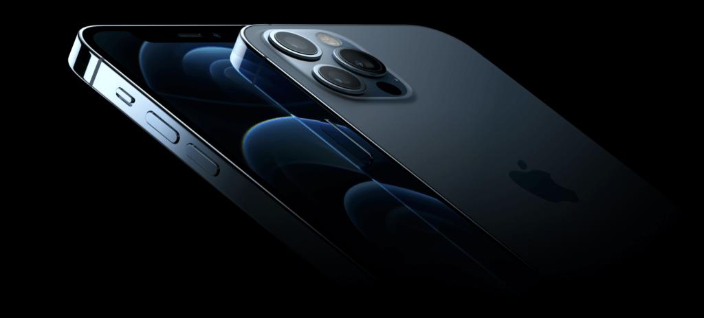 iPhone 12 Pro og iPhone 12 Pro Max