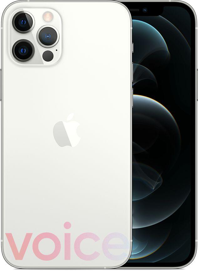 iPhone 12 Pro, hvid