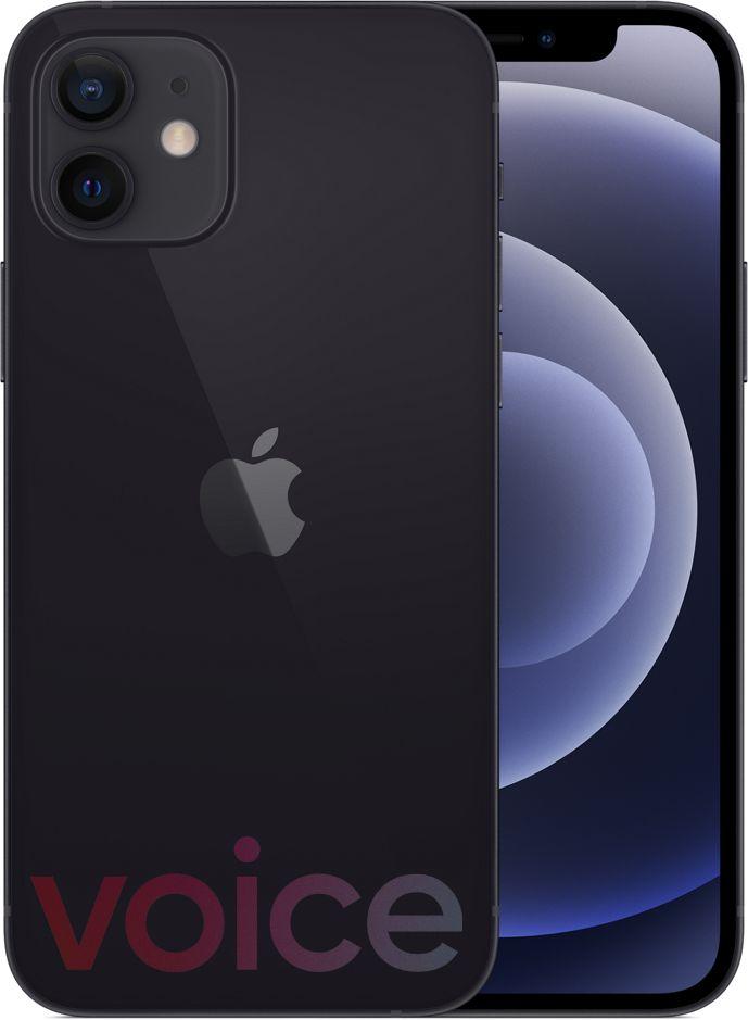 iPhone 12, black