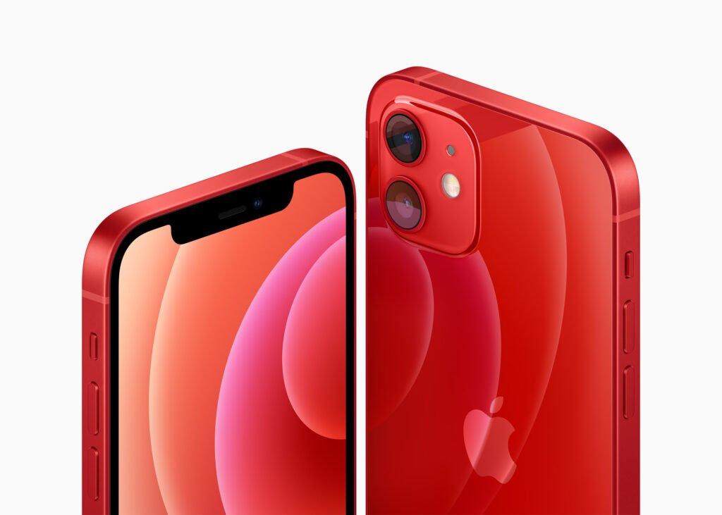 iPhone 12 og iPhone 12 Mini