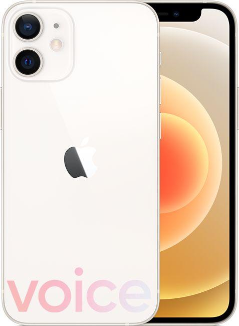 iPhone 12 Mini, white