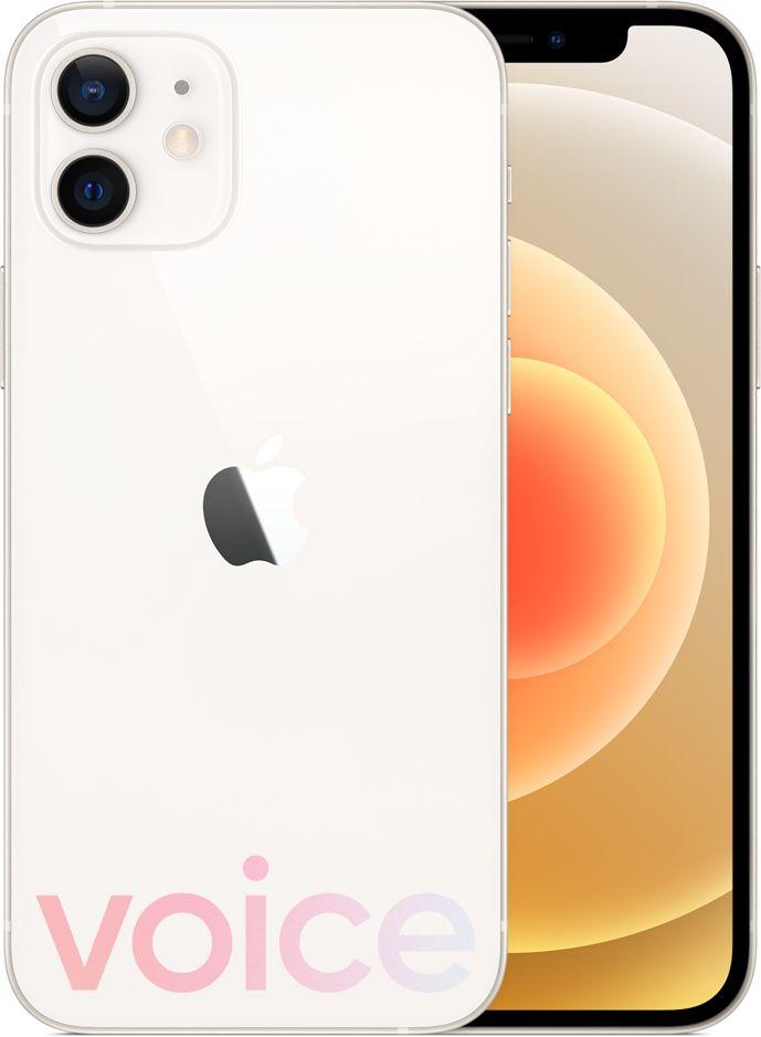 iPhone 12-white