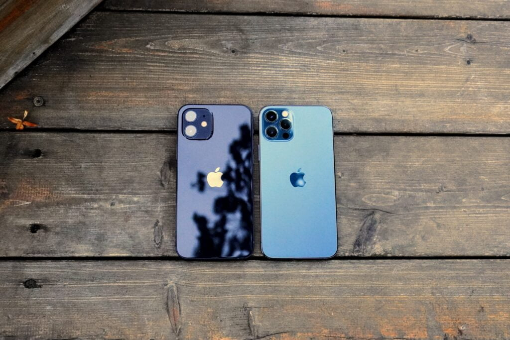 iPhone 12 og iPhone 12 Pro