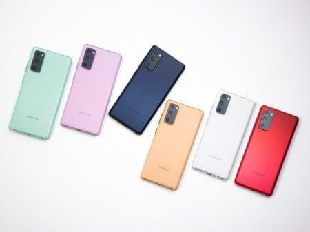 Samsung Galaxy S20 FE (Foto: Samsung)