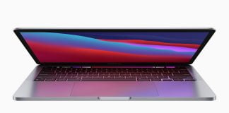 "MacBook Pro 13"" med M1-chip"