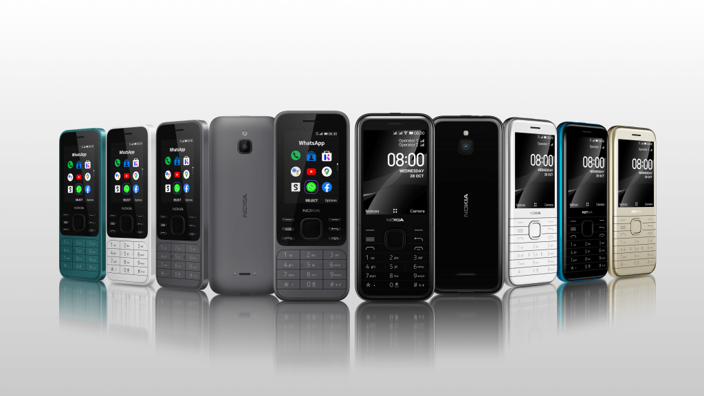 Nokia 6300 4G (Foto: HMD Global)