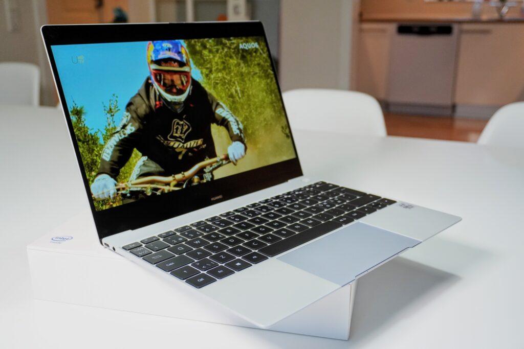 Huawei MateBook X 2020 test