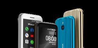 Nokia 8000 4G (Foto: HMD Global)