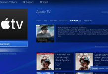 Apple TV appen kan nu downloades via PlayStation Network til PS4 og PS5 (Kilde: Sigmund Judge/Twitter)