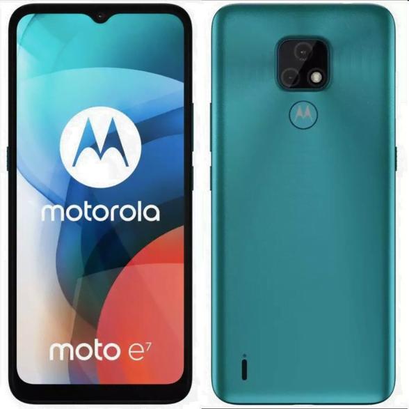 Billeder lækket af det der ventes at være Motorola Moto E7 (Kilde: Abhishek Yadav / Twitter)