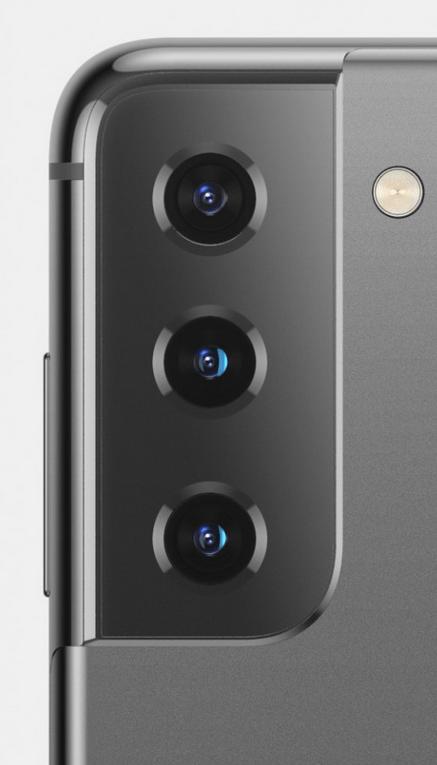 Lækket billede af det der ventes at blive Samsung Galaxy S21 (Kilde: GSMArena.com)