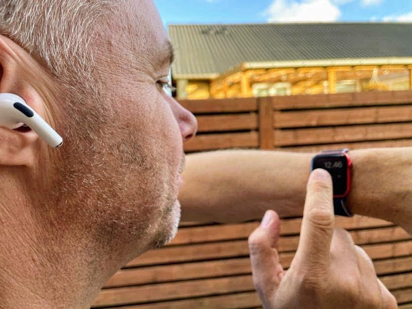 Spotify på Apple Watch