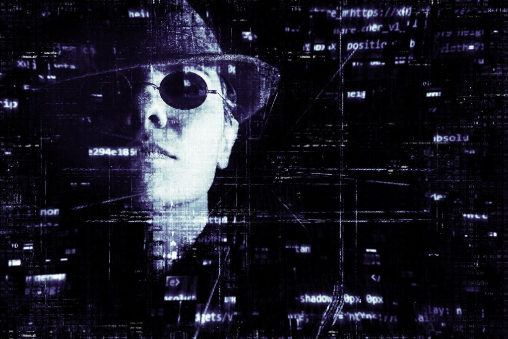 Svindel, cyberattack, kriminalitet