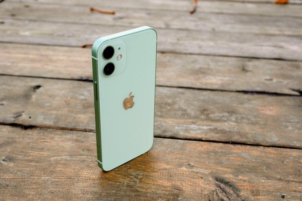 iPhone 12 Mini test