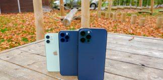 iPhone 12 Mini, iPhone 12 Pro, iPhone 12 Pro Max
