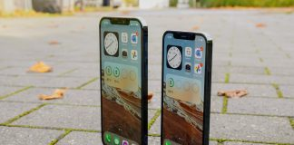 iPhone 12 Pro Max og iPhone 12 Pro
