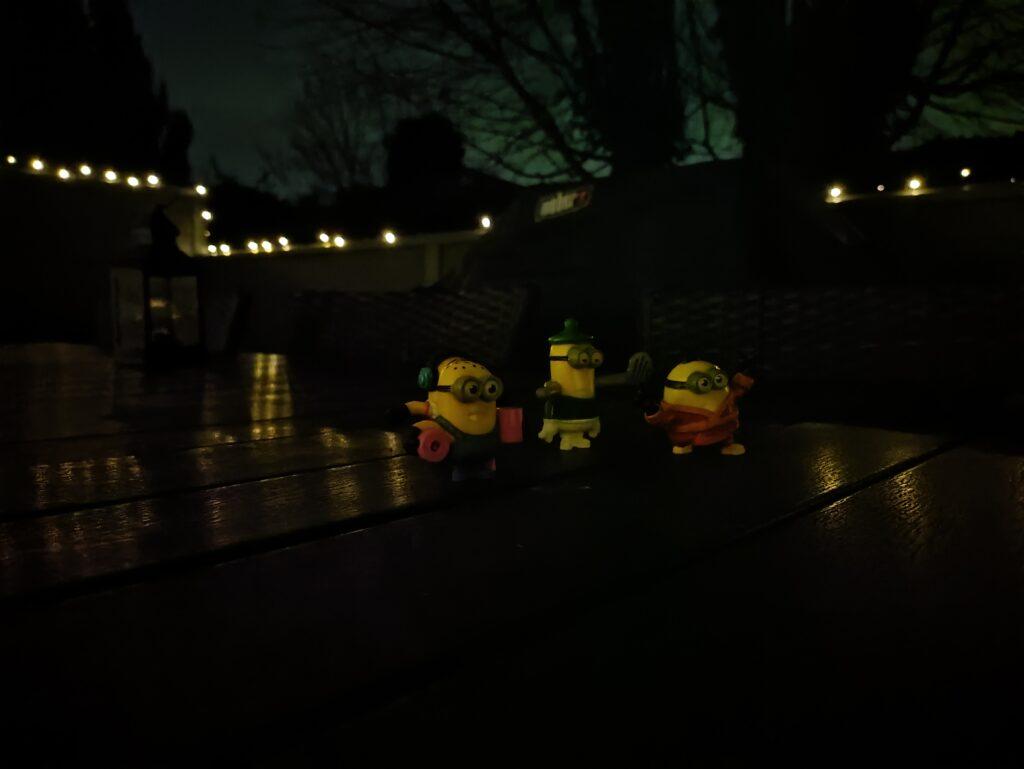 Lowlight: OnePlus Nord N10 5G