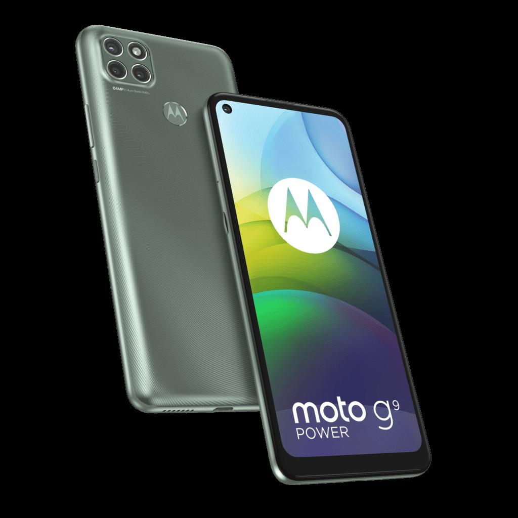 Motorola Moto G9 Power (Foto: Motorola)