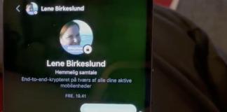 Grønt skær på iPhone 12 Pro Max