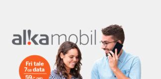 Alka er klar med et nyt mobilselskab i 2021 (Foto: Alka)