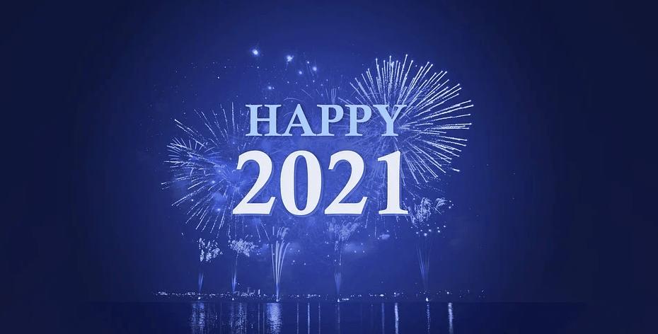 Godt nytår (Foto: Pixabay.com / MAKY_OREL )