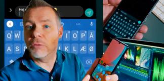 Tastaturskift Android