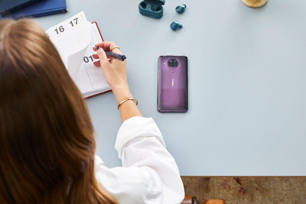 Nokia 5.4 (Foto: HMD Global)