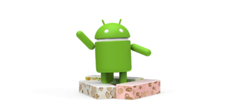 Android 7 logo