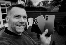 Samsung Galaxy S21-serie John G