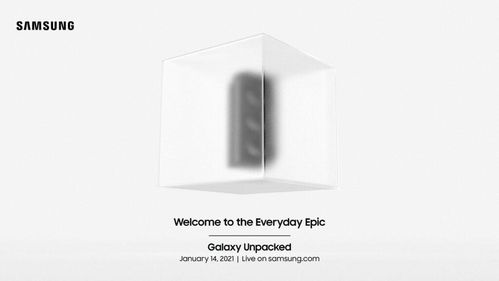 Galaxy S21 Unpacked 2021