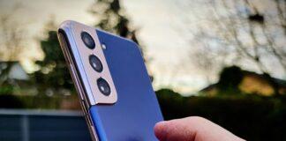 Smartphone dobbelttap