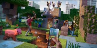 Microsoft har besluttet at lukke Minecraft Earth ned pr. 30. juni 2021 (Kilde: Microsoft)