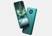 Billeder af det der forventes at blive Nokia 6.4 (Kilde: OnLeaks)