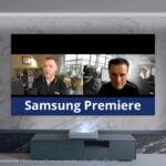 Samsung Premiere video