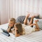 børn smartphone iPad