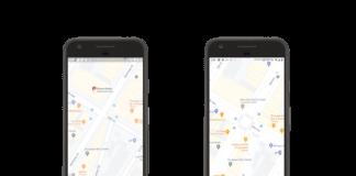 Google Maps med nye detaljer