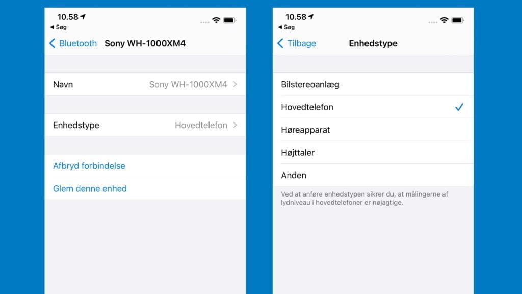 iOS 14-4 Bluetooth