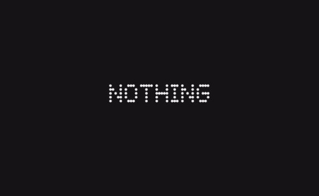 Nothing Carl Pei