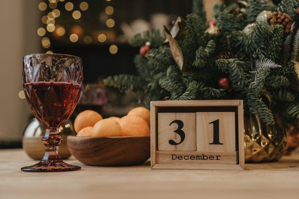 Nytår årsskifte new year
