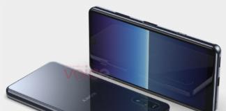 Lækket billede af Sony Xperia Compact
